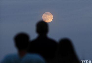 大千世界 超级月亮美景降临世界各地