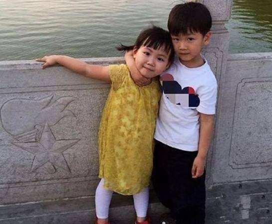 王宝强的儿子与女儿