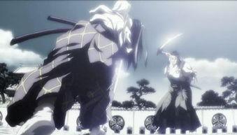事儿 所有想了解武士道的男孩都应该看看 剑豪生死斗