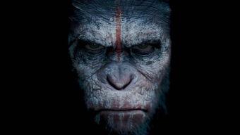 《猩球崛起2:猩球黎明》海报