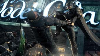 蝙蝠侠 阿甘起源 新截图公开 蝙蝠洞登场
