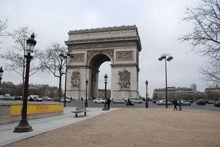 购物巴黎 香榭丽舍大街寻觅法国的味道