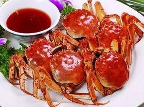河蟹怎么吃(螃蟹吃法技法图解)