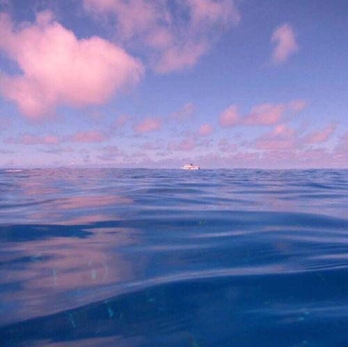 看大海的心情四字词语