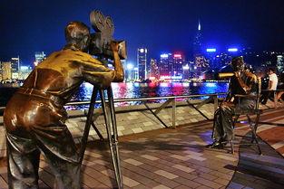 香港星光大道重开,里面有哪些著名景点