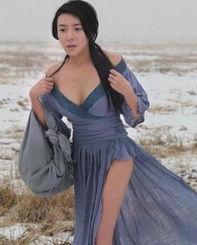 情色写真 新金瓶梅 龚玥菲全裸出演潘金莲 搜狐青岛