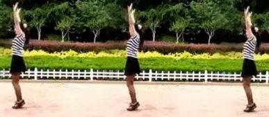 叶子广场舞为何要伤我的心