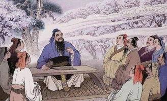 什么是记录孔子言行的语录体散文