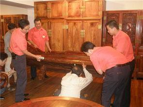 爱家红木大观楼工作人员定期红木质检