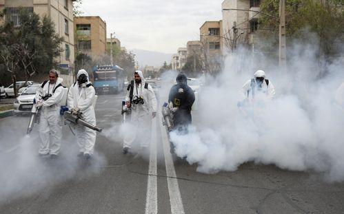 中国专家组谈抗疫硝烟未散又逢病毒肆虐,中东打好阻击战