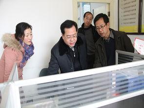 富县 延安市农业局局长刘小鹏前来调研