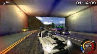 3DS极品飞车16亡命天涯下载 日版 极品飞车16亡命天涯CIA游戏下载 pc6游戏网