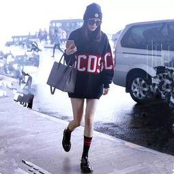 杨幂真是会打扮,这次又惊艳时尚圈,网友 这牛仔裤要成爆款