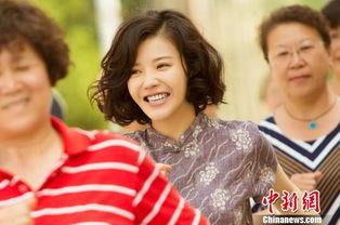 演员杨子姗 经赵薇鼓励决定演 重返20岁 图