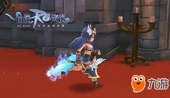 仙境传说RO英灵系列装扮上线,赐予卢恩大陆的英雄们