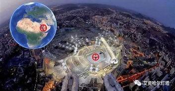 奇迹 谷歌地球测出麦加天房是地球上唯一精准实现的黄金分割点