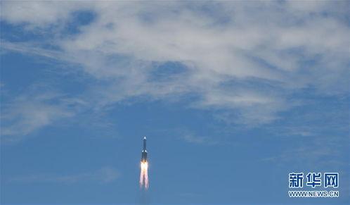 我国首次火星探测任务天问一号探测器成功发射