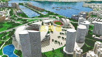 香港旧机场发展大纲 预定年中曝光