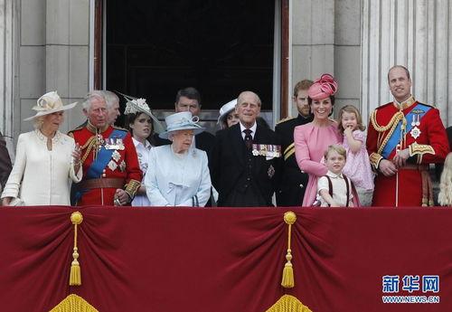 英国女王丈夫菲利普亲王去世