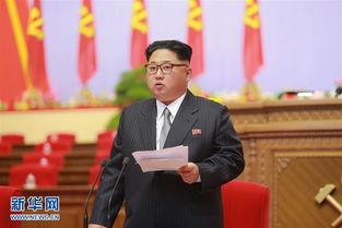 金正恩当选朝劳动党委员长 委员长 为新设头衔