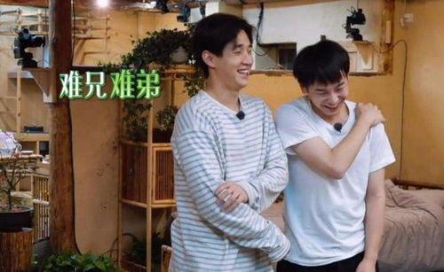 刘宪华回来了,向往的生活又要热闹了,张子枫又多了个哥哥
