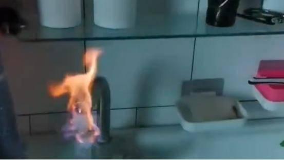 真相曝光辽宁一居民家中自来水可点燃,官方最新回应来了