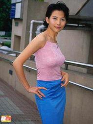 香港女星蔡少芬10