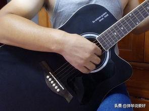 指弹吉他有多难