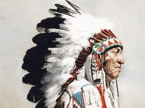 关于印第安人的文字和图片