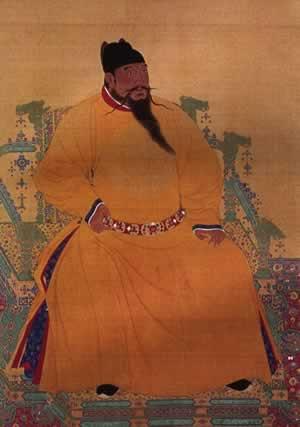 朱棣决定迁都北京