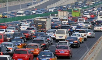 如何避免高速堵车