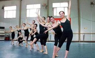 舞蹈专业自我介绍