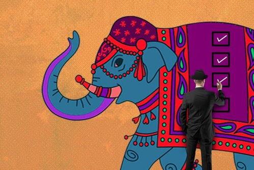印度经济连续大跌,印度富翁陷入破产潮,印度制造或提前失败