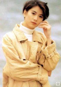 90年代香港女星的短发造型 居然也能这么美