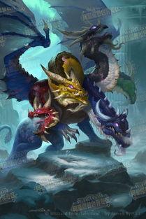 龙王之暮 众龙王合体技破敌 克拉苏斯英雄般死去