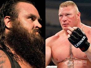 WWE欲安排莱斯纳在 摔角狂热32 对战黑羊
