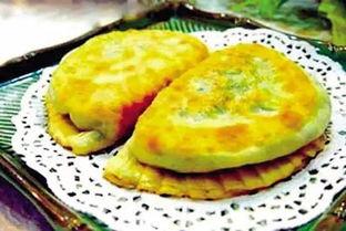 教你做河南老街上正宗美味的大饼 每天十分钟,营养又健康的早餐就做好了 还不get起来