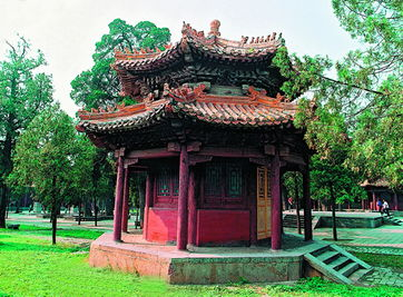 太室阙和中岳庙