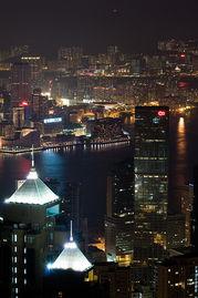 香港有哪些景点