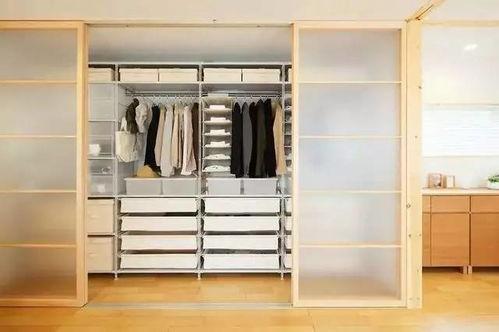 衣柜挑选注意事项