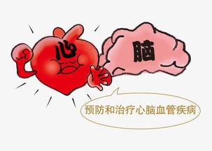 心脑血管疾病谚语