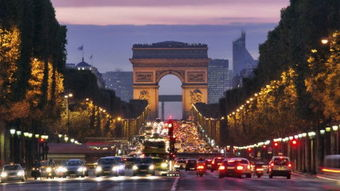 巴黎推禁车令 香榭丽舍大道每月禁车一天