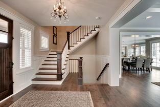 客厅有楼梯风水