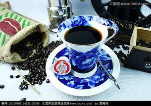 蓝山咖啡,咖啡专辑,食品餐饮,摄影,汇图网