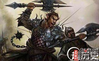 三国最吝命猛将 皇帝借钱都不借 却韩国艺人自杀有鬼神之勇