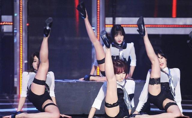 揭秘 韩国女团到底是 性感美 还是 色情美