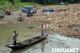 陕西安康洪灾死亡人数上升至19人