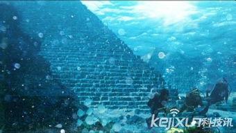 震惊海底发现神秘人,海底下面有什么秘密