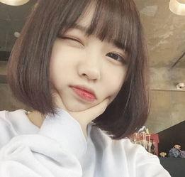 我是圆脸脸小,想剪短发请问适合金泰妍和高俊熙的短发吗