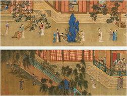 中国十大传世名画(中国十大传世名画有哪)